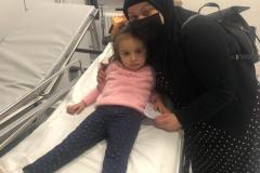Sahar-mit-Pflegemutter